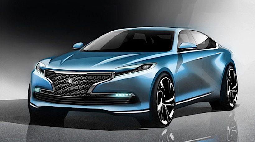 Lộ ảnh 20 mẫu thiết kế ôtô của Vinfast
