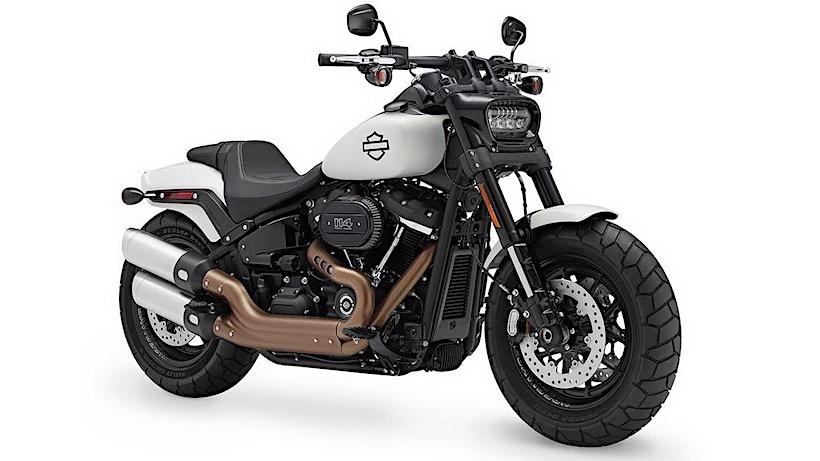 8 mẫu xe mới nhất của Harley-Davidson