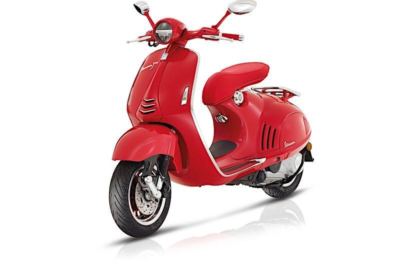 Vespa 946 RED chính thức ra mắt tại Việt Nam