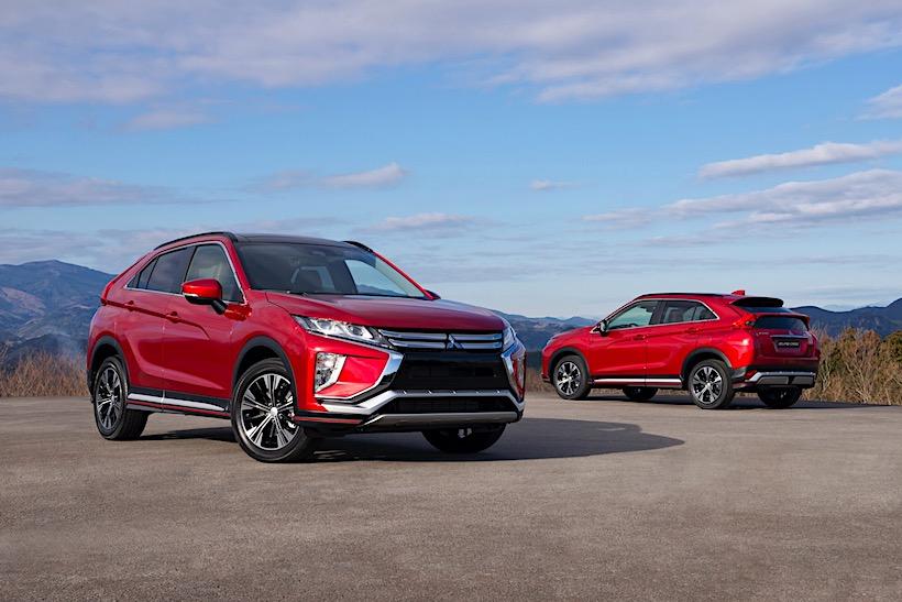 Mitsubishi sẽ ra mắt hàng loạt mẫu xe mới trong tương lai