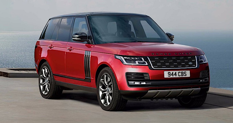 Range Rover 2018 sẽ được ra mắt vào cuối năm nay
