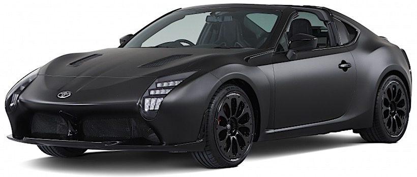 Siêu xe concept GR HV đến từ Honda