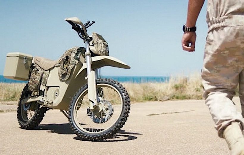 Kalashnikov cho ra mắt 2 mẫu xe dành riêng cho quân đội