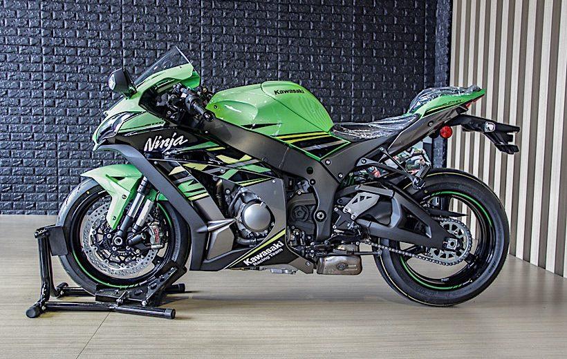 Kawasaki ZX-10R 2018 chính thức có mặt tại Việt Nam