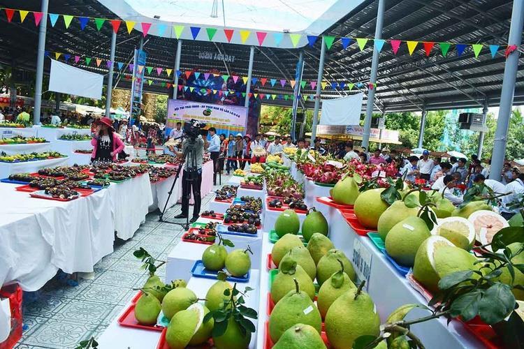 Ngày hội trái cây Lục Ngạn lần thứ 2 năm 2017