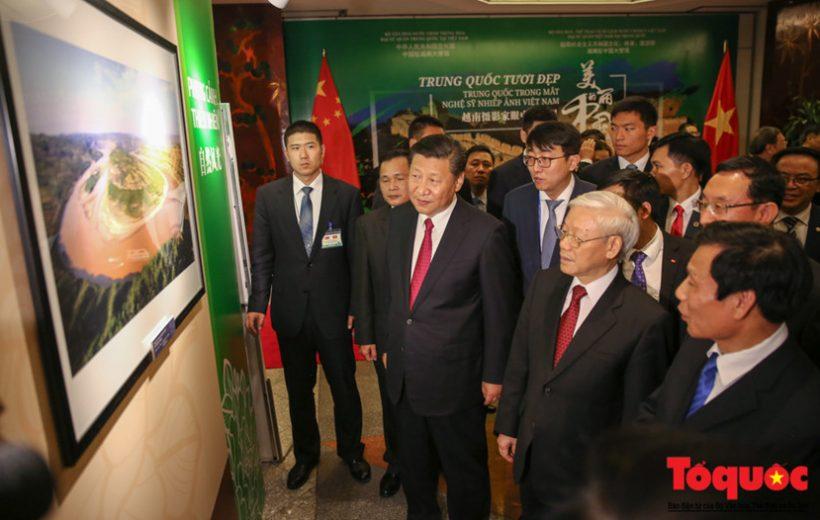 Thưởng lãm vẻ đẹp đất nước, con người và tình hữu nghị hai nước Việt Nam – Trung Quốc