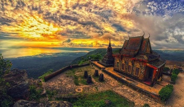 5 điểm du lịch không thể bỏ qua ở cao nguyên Bokor