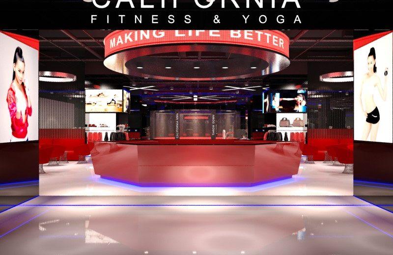 Lấy lại vóc dáng sau sinh cùng Hana Giang Anh tại California Fitness & Yoga