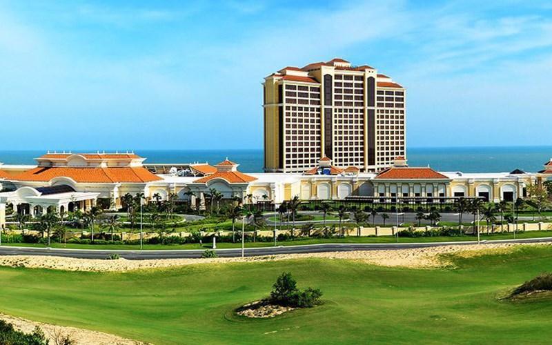 Hồ Tràm Strip là khách sạn có sân golf tốt nhất thế giới