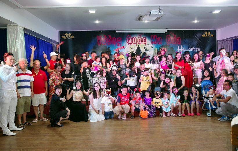 F3- Halloween VietCaravan 2017
