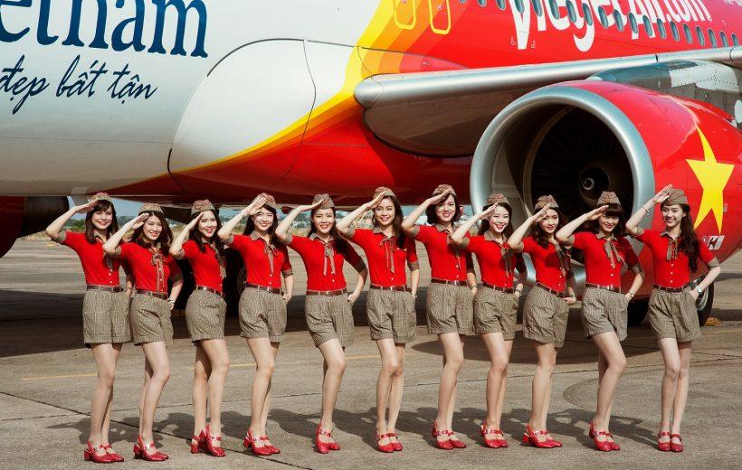 Tưng bừng 6 ngày 'vàng' bay quốc tế mùa du lịch cùng Vietjet