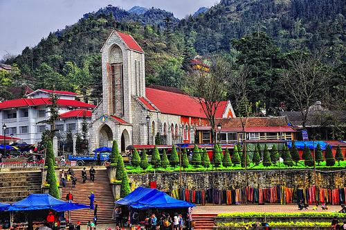 Sa Pa – nơi gặp gỡ giữa nét đẹp truyền thống và hiện đại