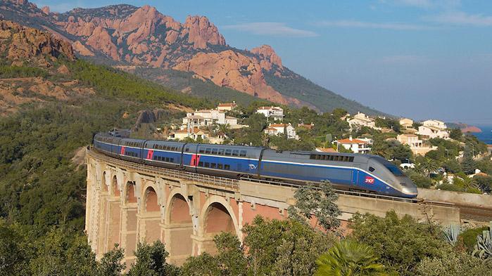 Khám phá Châu Âu với thẻ tàu Eurail Global Pass