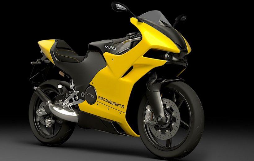 Duecinquanta- Siêu xe moto 2 thì của Ý có giá bán hơn 1 tỷ đồng