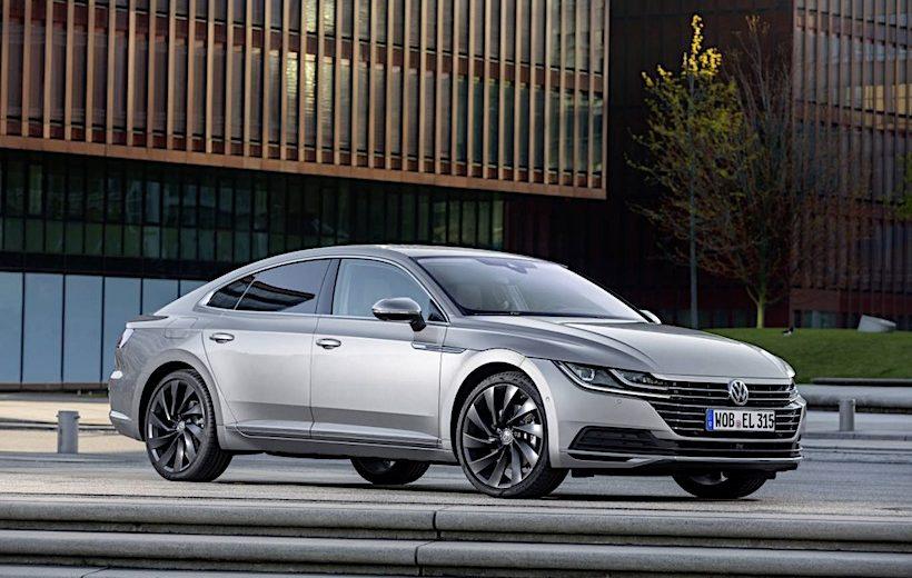 Volkswagen Arteon chính thức bán ra tại Úc với giá 1,1 tỷ đồng