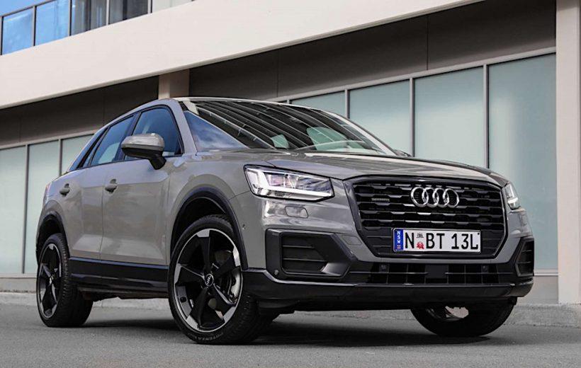 Audi Q2 2018 chính thức ra mắt tại Australia