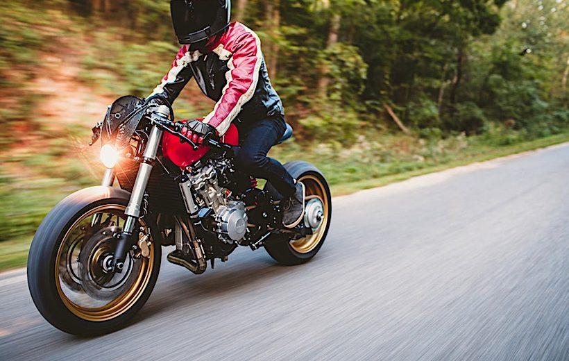 Honda CB600F được độ lại theo phong cách Cafe Racer độc đáo