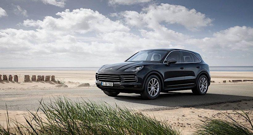 Porsche Cayenne 2018 sẽ có giá bán từ 4,54 tỷ đồng tại Việt Nam