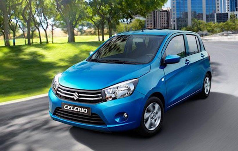 Suzuki Celerio 2017 nhập khẩu vào Việt Nam với giá chỉ từ 299 triệu đồng