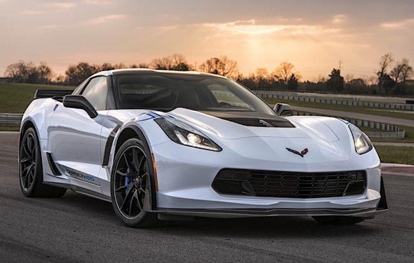 Chevrolet ra mắt gói độ Carbon 65 dành riêng cho Corvette