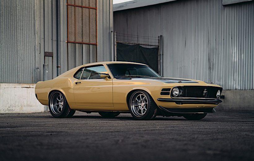 Ford mustang Boss 302 1970 của Robert Downey Jr sẽ có mặt tại SEMA