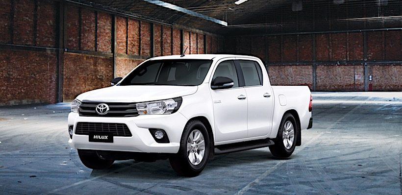 Toyota Việt Nam cho ra mắt Hilux 2017