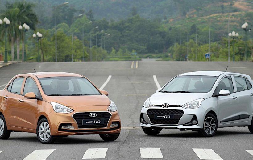 Hyundai Thành Công điều chỉnh giá bán Grand I10