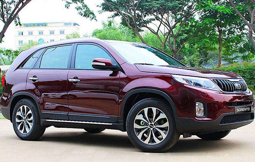 Kia Sorento sẽ có thêm bản nâng cấp tại thị trường Việt Nam