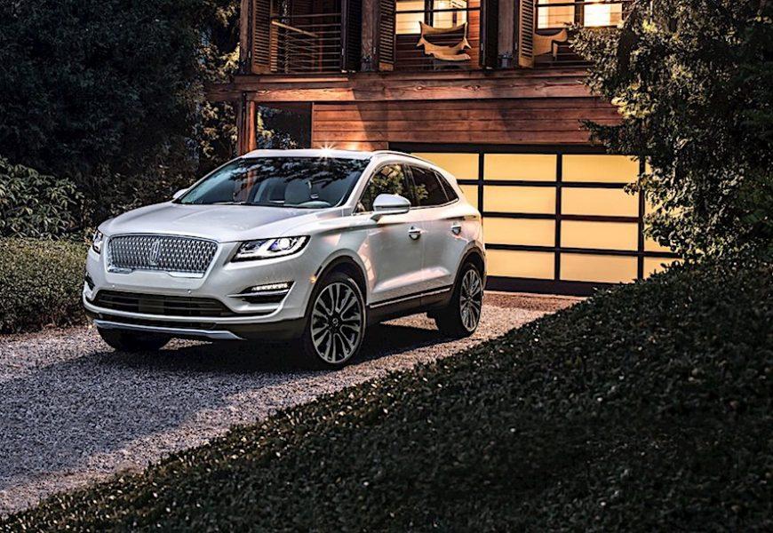 Mẫu xe crossover cao cấp Lincoln MKC sẽ được bán ra vào năm 2019