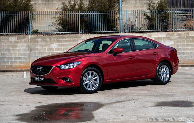 Mazda 6 2018 được cập nhật thêm động cơ mới tại Mỹ