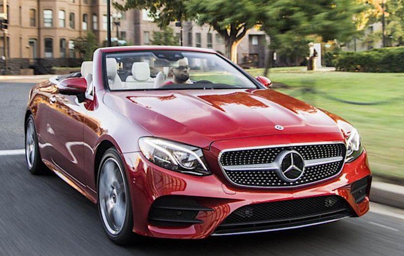 Mercedes-Benz E-Class mui trần thế hệ mới chính thức ra mắt