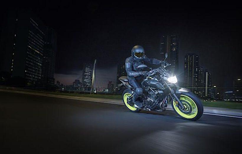 Yamaha MT-07 2018 sẽ được bán ra từ năm sau