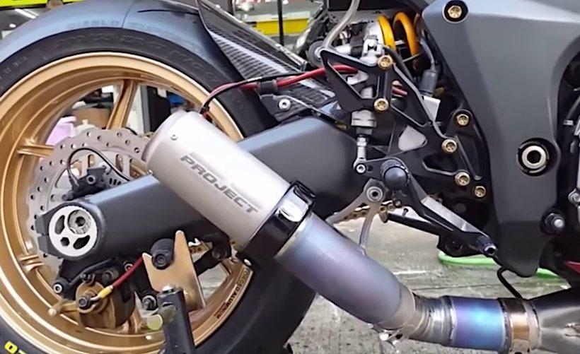 Âm thanh của mỗi loại đông cơ xe mô-tô