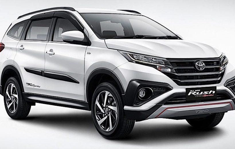 Toyota Rush 2018- Thay đổi hoàn toàn so với bản cũ