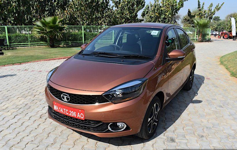 Tata Tigor AMT- Xe oto có giá bán chỉ từ 200 triệu đồng