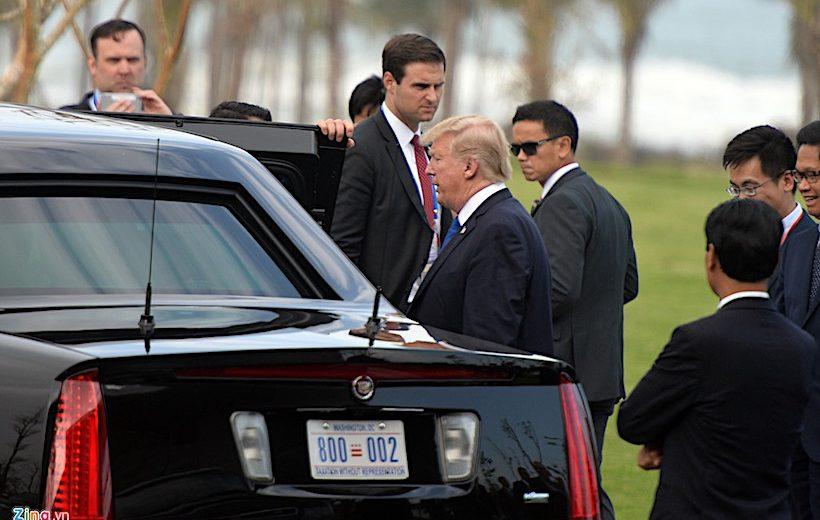 Chi phí đi lại mỗi ngày của tổng thống Mỹ là bao nhiêu?