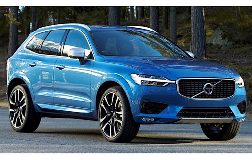 Volvo XC60 sẽ được bán ra tại Thái Lan với giá từ 2,11 tỷ đồng