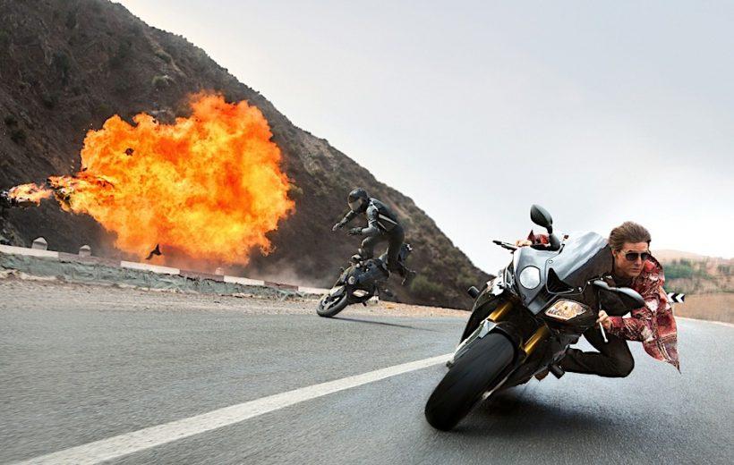 Những mẫu xe moto xuất hiện trên phim điện ảnh