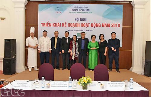 Hiệp hội Du lịch Việt Nam thành lập Hội Đầu bếp Việt Nam