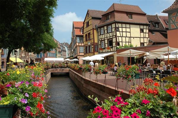 Colmar – 'tiểu Venice' của nước Pháp