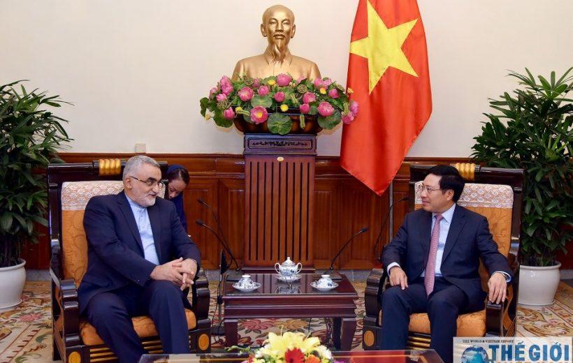 Thúc đẩy hợp tác phát triển du lịch Iran và Việt Nam