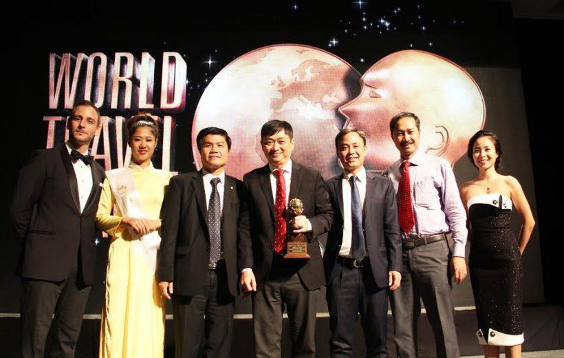 Vietnam Airlines đạt 2 giải thưởng uy tín tại World Travel Awards