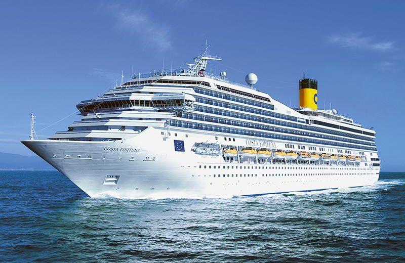 3.000 khách quốc tế đến Đà Nẵng trên du thuyền 5 sao