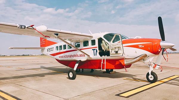 Cận cảnh thủy phi cơ triệu đô phục vụ các chặng bay nội địa tại Việt Nam