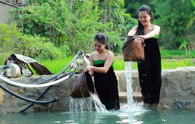 Mùa đông đến, rủ nhau lên Yên Bái tắm suối nước nóng 100% tự nhiên