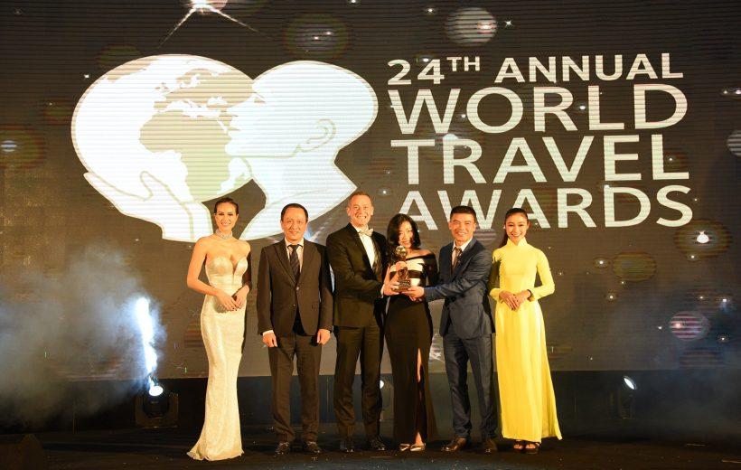 JW Marriott Phu Quoc Emerald Bay liên tiếp nhận danh hiệu cao quý