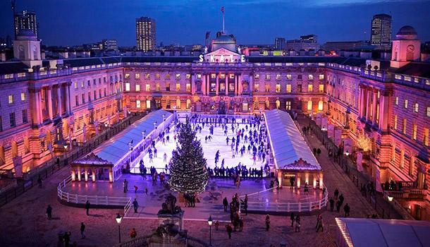 Giáng sinh tuyệt đẹp ở châu Âu