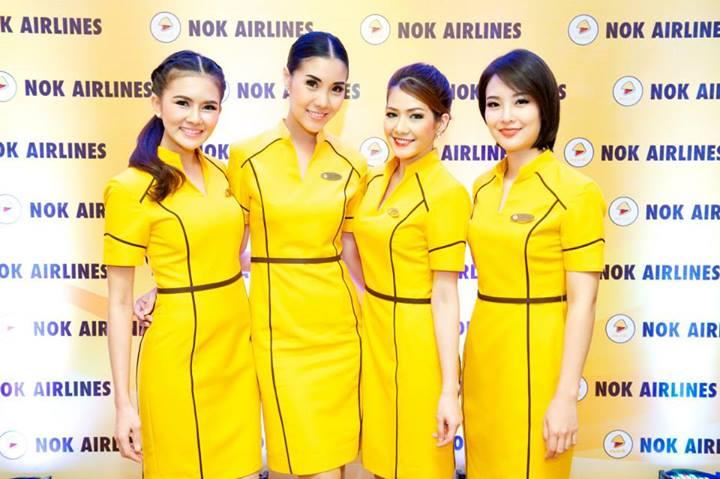 Trải nghiệm du lịch Thái Lan cùng hãng hàng không giá rẻ Nok Air