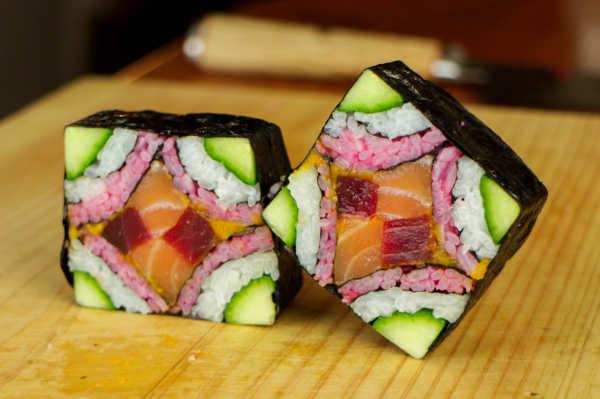 Đến Nhật Bản trải nghiệm làm Sushi