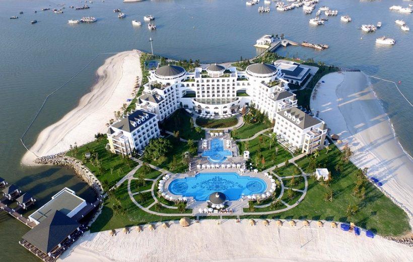 Khách sạn Vinpearl Hạ Long được trao giải Địa điểm tổ chức MICE ASEAN 2018